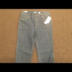 Jones New York Sport Blue Jeans, Stretch, Size 10